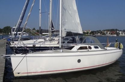 Rental Sailboat Etap Yachting 32 S Rogliano