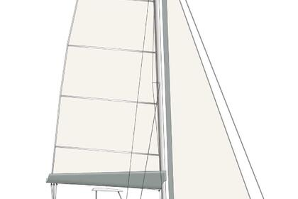 Location Catamaran Catana Bali 4.3 with watermaker Pointe-à-Pitre