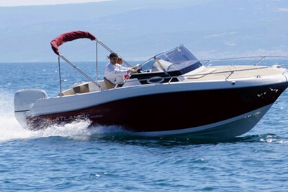 Hire Motorboat ATLANTIC MARINE SUN CRUISER 690 Grebaštica
