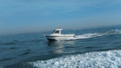 Rental Motorboat Jeanneau Merry Fisher Boulogne-sur-Mer