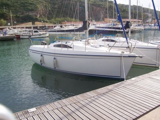 Sailboat Tk23 Tk23 for hire