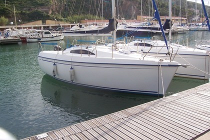 Hire Sailboat TK23 TK23 Castelsardo