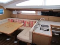 Sailboat Jeanneau Sun Odyssey 50 Ds for hire