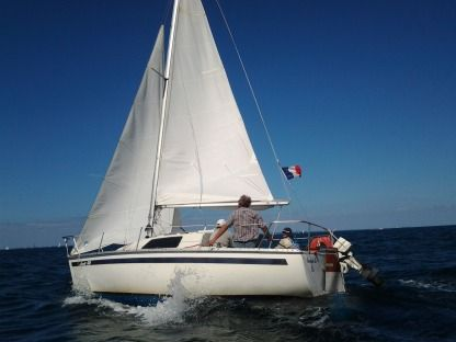 Charter Sailboat Yachting France Jouët 680 Dériveur Intégral Arradon