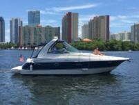 Rental Motorboat Cruisers Yacht 370 Express Hallandale Beach