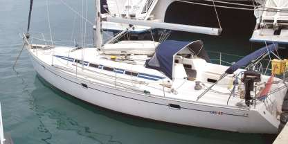 Rental Sailboat Elan 45 Thessaloniki