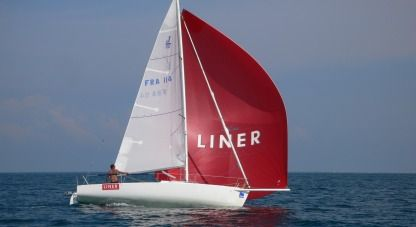 Rental Sailboat J Boats J80 Pornic