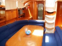 Sailboat Jeanneau Sun Odyssey 49 for hire