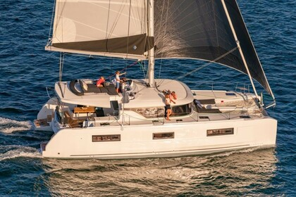 Charter Catamaran Lagoon Lagoon 46 O.V. with watermaker & A/C - PLUS Tortola
