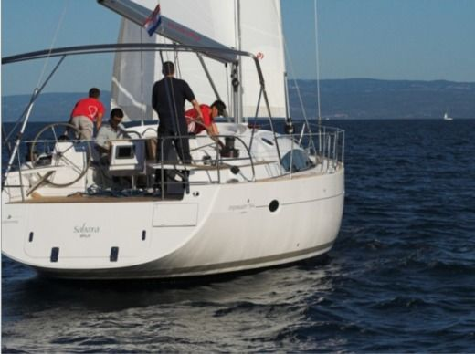 Sailboat Elan 514 Impression for hire