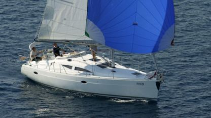 Rental Sailboat Elan Impression 384 Lagos
