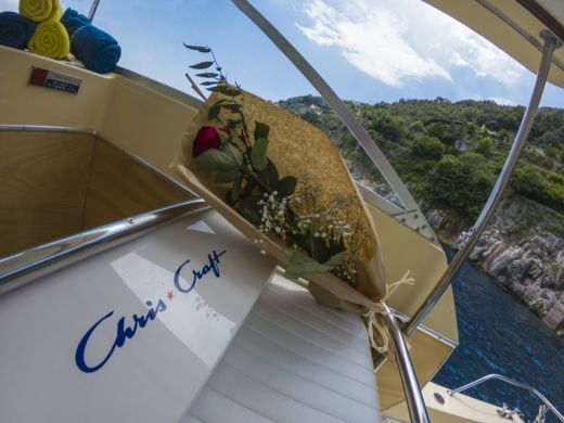 Chris Craft Commander 31 in Positano