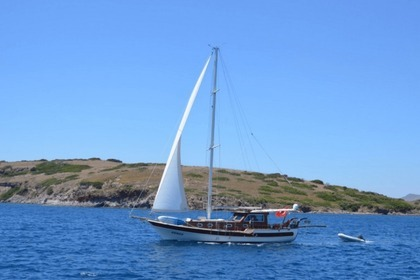 Hire Sailboat Custom Made Aeras Bodrum