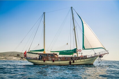 Rental Sailing yacht Gulet Golden Princess Bodrum