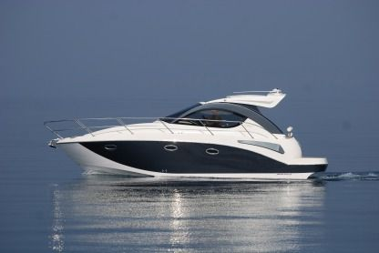 Rental Motorboat Pearlsea Yachts 31 Split