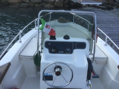 Rental Motorboat Capelli Cap 17 La Spezia
