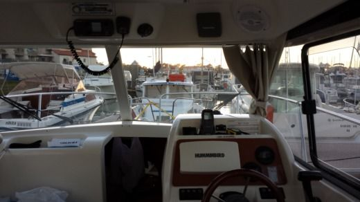 Jeanneau Merry Fisher 7.25 en Capbreton