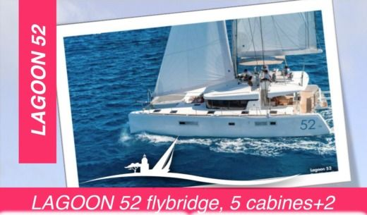 Lagoon 52 in Grimaud peer-to-peer
