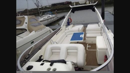 Motorboat Sunseeker APACHE 45 peer-to-peer