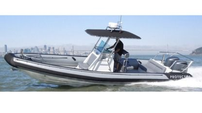 Rental RIB Protector Center Console 28 San Francisco