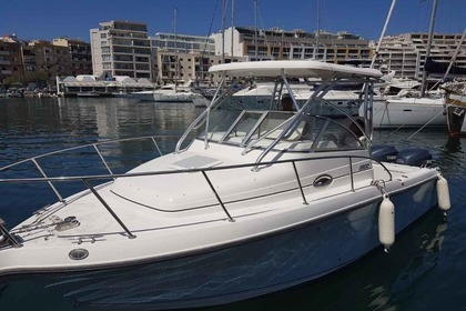 Hire Motorboat CENTURY 2600 Valletta