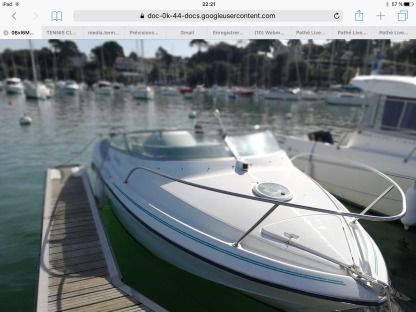 Rental Motorboat Beneteau Flyer5 Gp Pornic