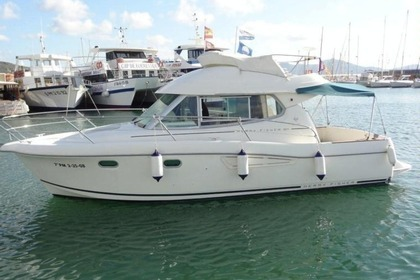 Charter Motorboat JEANNEAU MERRY FISHER 925 Agde