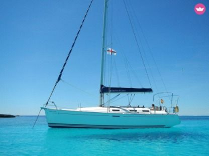 Rental Sailboat Dufour 385 Large Mahón