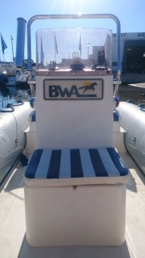 RIB BWA CALIFORNIA 5.50 for hire