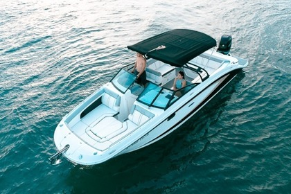Аренда Моторная яхта Sea Ray 270 NEW Жирона