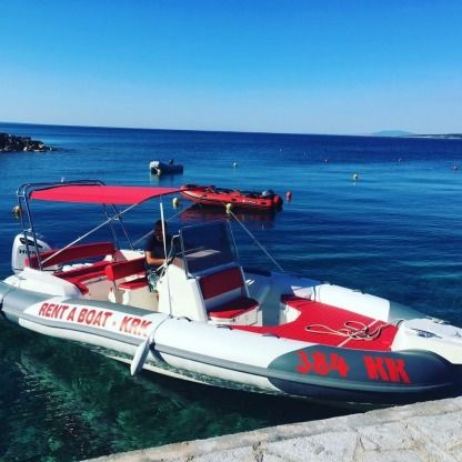 Rental RIB Marlin Dynamic Krk