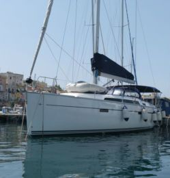 Charter Sailboat Bavaria Cr 46 Procida