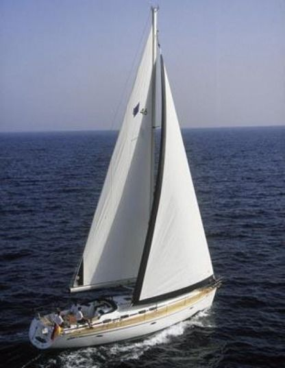 Rental Sailboat Bavaria 46 Nikiana
