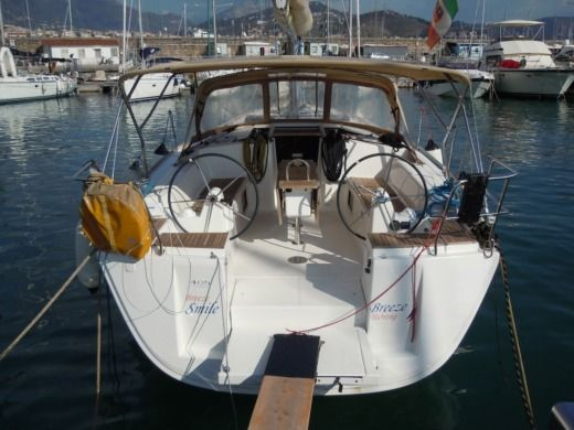 Charter Sailboat Dufour 405 Salerno