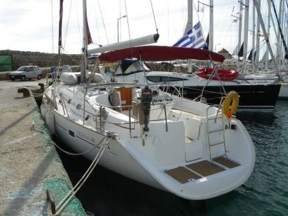 Location Voilier Benetau Oceanis 411 Clipper Ostie