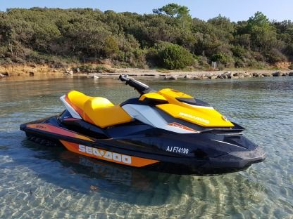 Location Jet-ski Sea Doo Gti 130 Porto-Vecchio