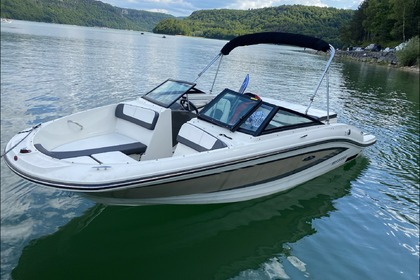 Rental Motorboat Sea Ray 190 Maisod