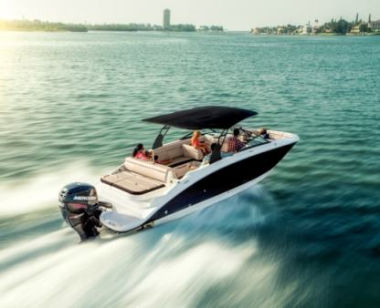 Rental Motorboat Sea Ray 27 Sundeck Miami Beach