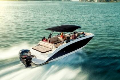 Miete Motorboot SEA RAY 27 Sundeck Miami Beach