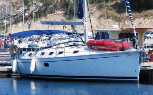 Dufour Gib Sea 43 in Corfu for hire
