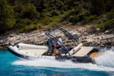 RIB Manta 700 for rental