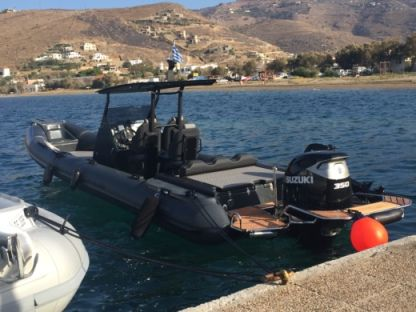 Rental RIB Marvel Ribs Marvel 960 Sifnos
