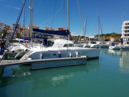 Location Catamaran Lagoon 380 Formentera