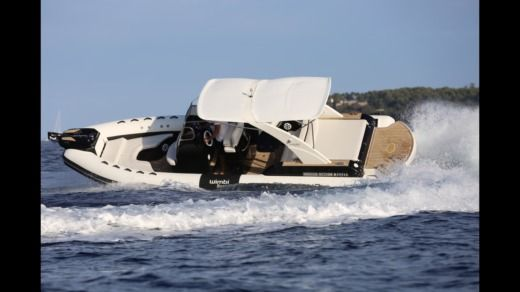 Wimbi Boats W7I in Grimaud for rental