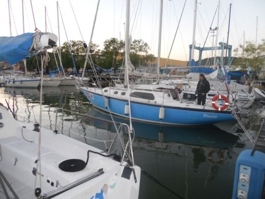 Sailboat Garda Sud Leader 32 for hire