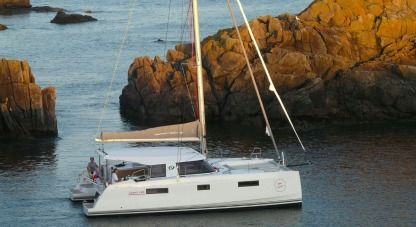 Location Catamaran Nautitech 40 Open Saint-Mandrier-sur-Mer