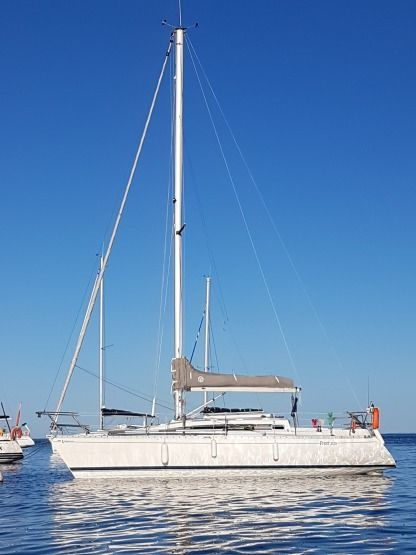 Charter Sailboat Beneteau First 305 Gte Auray