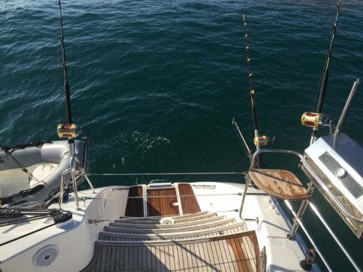Charter catamaran in Ajaccio peer-to-peer
