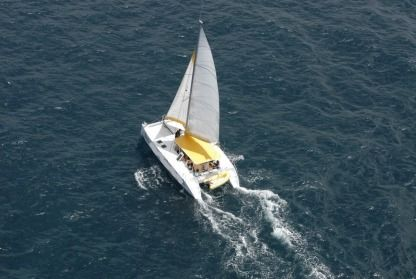 Charter Catamaran Punch 1500 Le Robert