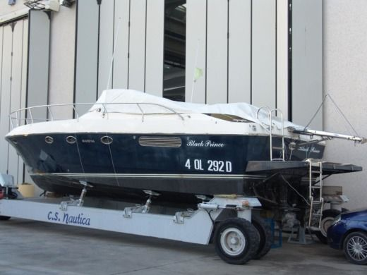 Motorboat Italcraft Sarima 38 for hire